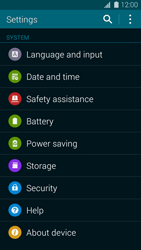 Samsung Galaxy S5 mini - Network - Installing software updates - Step 5
