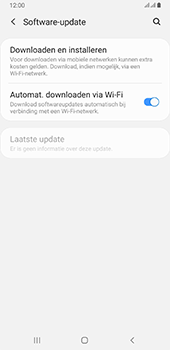 Samsung galaxy-a6-plus-sm-a605fn-ds-android-pie - Software updaten - Update installeren - Stap 5
