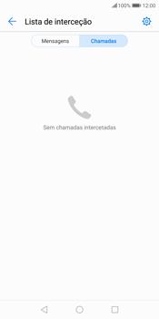 Huawei P Smart - Chamadas - Como bloquear chamadas de um número -  5