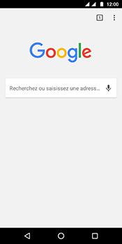 Motorola Moto G6 - Internet et connexion - Naviguer sur internet - Étape 6