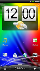 HTC Z715e Sensation XE - Internet - Voorbeelden van mobiele sites - Stap 1
