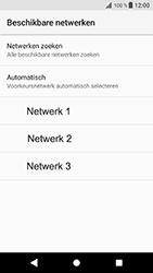Sony Xperia XZ - Android Oreo - Netwerk - gebruik in het buitenland - Stap 12
