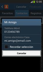 Samsung S7580 Galaxy Trend Plus - Mensajería - Escribir y enviar un mensaje multimedia - Paso 7