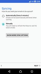Sony Xperia X Performance (F8131) - E-mail - Manual configuration (yahoo) - Step 10