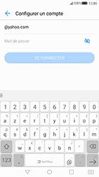 Huawei P10 - E-mail - Configuration manuelle (yahoo) - Étape 7