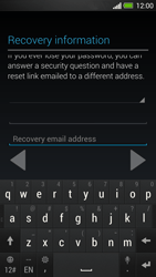 HTC One - Applications - Create an account - Step 15