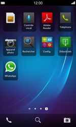 BlackBerry Z10 - Applications - Supprimer une application - Étape 3