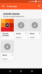 HTC Desire 650 - Photos, vidéos, musique - Ecouter de la musique - Étape 5