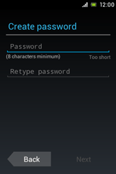Sony ST23i Xperia Miro - Applications - Downloading applications - Step 8