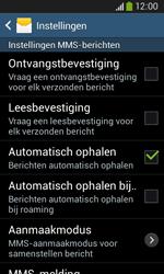 Samsung S7275 Galaxy Ace III - MMS - probleem met ontvangen - Stap 7