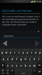 HTC Desire 601 - Applicaties - Account aanmaken - Stap 14