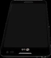 LG Optimus F6 - Premiers pas - Découvrir les touches principales - Étape 7