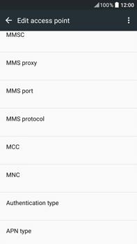 HTC Desire 825 - Internet - Manual configuration - Step 10