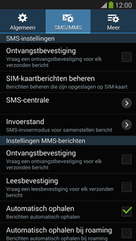 Samsung N9005 Galaxy Note III LTE - MMS - probleem met ontvangen - Stap 7