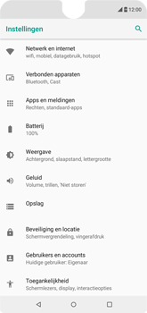 Wiko View 2 - Bluetooth - koppelen met ander apparaat - Stap 6