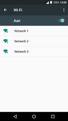 Alcatel A3 - wifi - handmatig instellen - stap 6