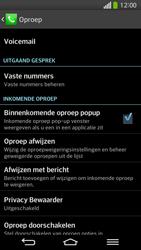LG D955 G Flex - Voicemail - Handmatig instellen - Stap 5
