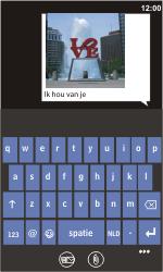 Nokia Lumia 900 - MMS - afbeeldingen verzenden - Stap 10