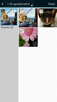 Samsung N910F Galaxy Note 4 - E-mail - hoe te versturen - Stap 18