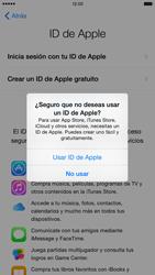 Apple iPhone 6 Plus iOS 8 - Primeros pasos - Activar el equipo - Paso 14