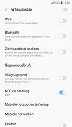 Samsung Galaxy S6 Edge - Android Nougat - Netwerk - gebruik in het buitenland - Stap 8