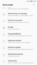 Samsung Galaxy S6 - Android Nougat - Software update - update installeren zonder PC - Stap 4