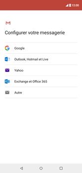 Wiko View 2 - E-mail - Configurer l