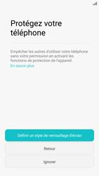 Huawei P9 Lite - Premiers pas - Créer un compte - Étape 28