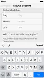 Apple iPhone 5c - Applicaties - Account aanmaken - Stap 15