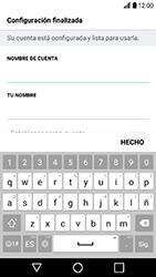 LG K10 (2017) - E-mail - Configurar correo electrónico - Paso 18
