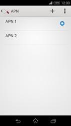 Sony Xperia E3 - MMS - configuration manuelle - Étape 17