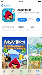Apple iPhone SE iOS 11 - Aplicaciones - Descargar aplicaciones - Paso 17