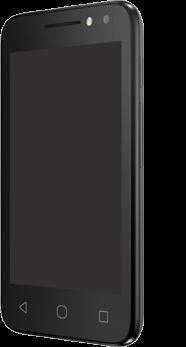 Alcatel U3 - Premiers pas - Découvrir les touches principales - Étape 3
