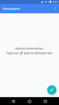 Sony Xperia XA1 Ultra - Contact, Appels, SMS/MMS - Envoyer un SMS - Étape 5