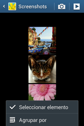 Samsung S6310 Galaxy Young - Bluetooth - Transferir archivos a través de Bluetooth - Paso 6