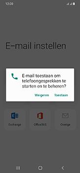 Samsung Galaxy A20e - E-mail - handmatig instellen (outlook) - Stap 10