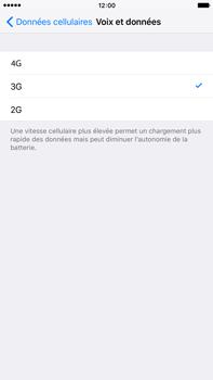 Apple iPhone 6s Plus - Internet et connexion - Activer la 4G - Étape 5