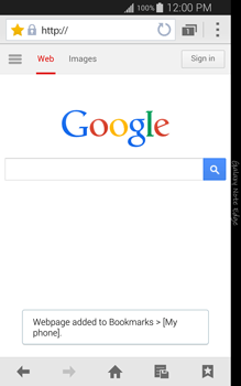 Samsung N915FY Galaxy Note Edge - Internet - Internet browsing - Step 7