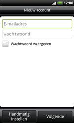 HTC A8181 Desire - E-mail - Handmatig instellen - Stap 6