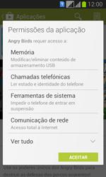 Samsung Galaxy Fresh Duos - Aplicações - Como pesquisar e instalar aplicações -  18