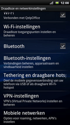 Sony Ericsson LT15i Xperia Arc - Internet - buitenland - Stap 5
