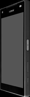 Sony Xperia Z5 - Android Nougat - Device maintenance - Een soft reset uitvoeren - Stap 2