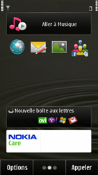 Nokia E7-00 - Internet - Configuration automatique - Étape 1