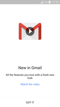 Samsung N910F Galaxy Note 4 - E-mail - Manual configuration (gmail) - Step 5