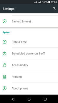 Acer Liquid Z630 - Device - Software update - Step 5