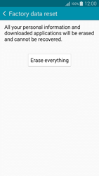 Samsung A500FU Galaxy A5 - Device - Reset to factory settings - Step 8