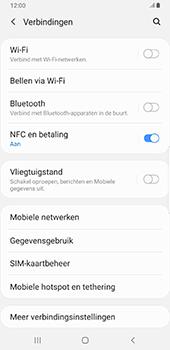 Samsung galaxy-note-9-sm-n960f-android-pie - WiFi - Verbinden met een netwerk - Stap 5