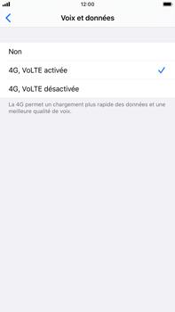 Apple iPhone 8 Plus - iOS 13 - Réseau - activer 4G - Étape 7
