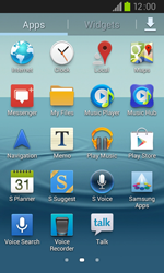 Samsung I9105P Galaxy S II Plus - Applications - Downloading applications - Step 3