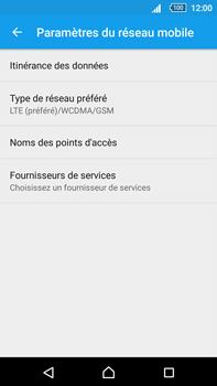 Sony Xperia Z5 Premium (E6853) - Réseau - Activer 4G/LTE - Étape 8